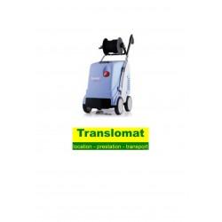 Nettoyeur HP eau chaude 130 bars - 220V